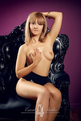 Escort Girl Rebeca